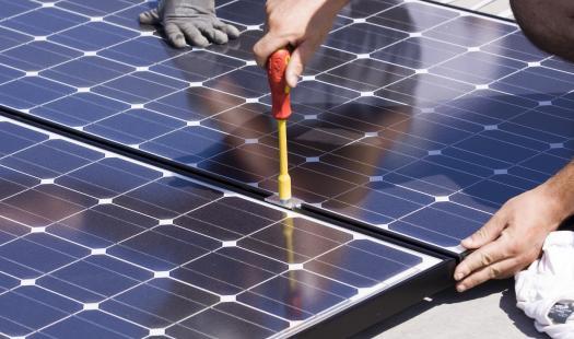 Etapa instalando en mi hogar: Sistema Fotovoltaico