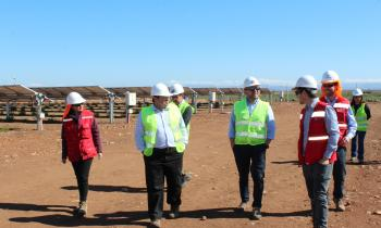Energía solar generada en la Región de Coquimbo equivale al consumo de 200 mil hogares